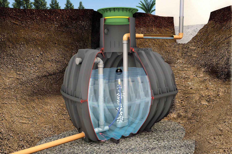 Rund ums Haus Regenwasser sammeln und nutzen - News, Bild 1