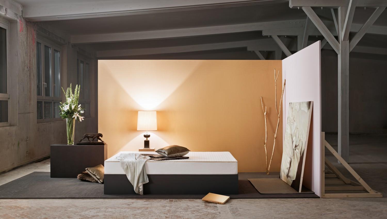 r ckenschonend und unterst tzend ruhige n chte mit. Black Bedroom Furniture Sets. Home Design Ideas