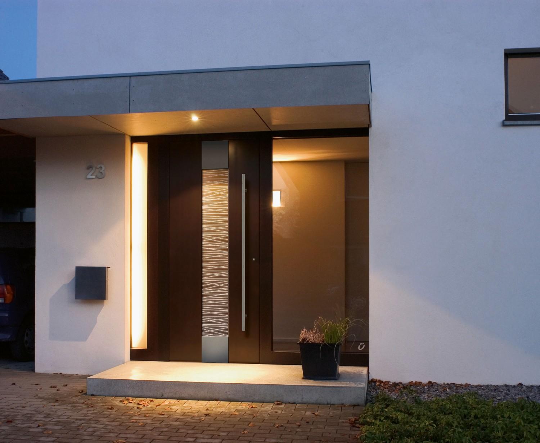 sicherheit und wohlbefinden mit led beleuchtung von rodenberg beginnt dies an der haust r. Black Bedroom Furniture Sets. Home Design Ideas