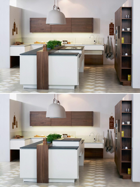 Ziemlich Smart Küche Ideen - Küchenschrank Ideen - hemmahososs.info