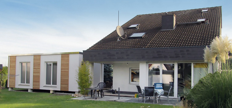 Rund ums Haus Vom Kinderzimmer bis zur Werkstatt - Mit modularen Anbauten und Aufstockungen neuen Raum schaffen - News, Bild 1