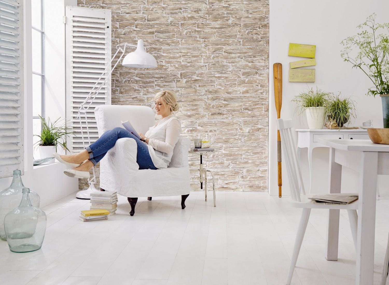 wandgestaltung so dr ckt man dem wohnraum seinen eigenen stempel auf bild 1. Black Bedroom Furniture Sets. Home Design Ideas