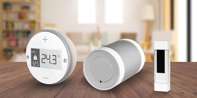 Service Heizenergie sparen und Umwelt schonen mit Smart Home - News, Bild 1