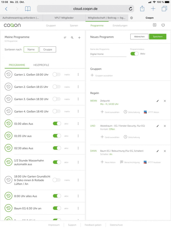 Smart Home Check Eine App für alle(s) - News, Bild 13