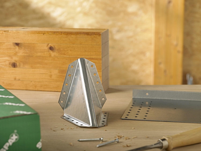 Baustoffe Mit SPAX Holzverbindungen für jede Konstruktion die passende Befestigung - News, Bild 2