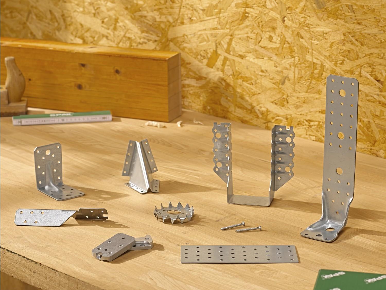 Baustoffe Mit SPAX Holzverbindungen für jede Konstruktion die passende Befestigung - News, Bild 3