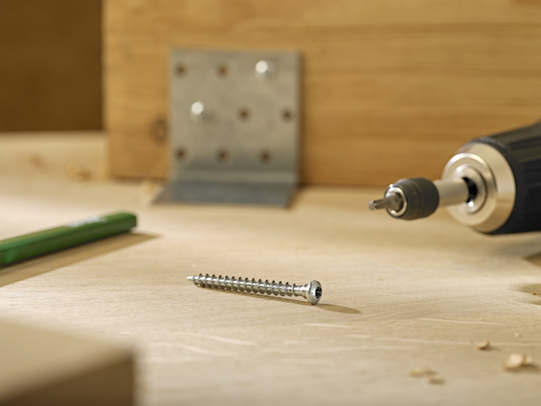 Baustoffe Mit SPAX Holzverbindungen für jede Konstruktion die passende Befestigung - News, Bild 5