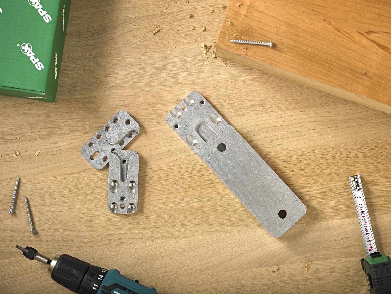 Baustoffe Mit SPAX Holzverbindungen für jede Konstruktion die passende Befestigung - News, Bild 8