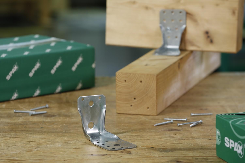 Baustoffe Mit SPAX Holzverbindungen für jede Konstruktion die passende Befestigung - News, Bild 9