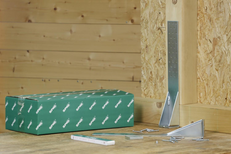 Baustoffe Mit SPAX Holzverbindungen für jede Konstruktion die passende Befestigung - News, Bild 10