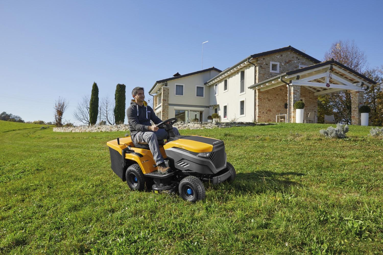 Gartengeräte Die neue E-Power von Stiga - News, Bild 1