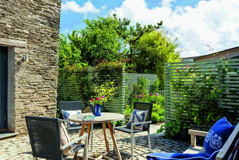 Garten Die Trendfarbe Grau von Xyladecor lässt den Außenbereich ganz natürlich erstrahlen - News, Bild 1