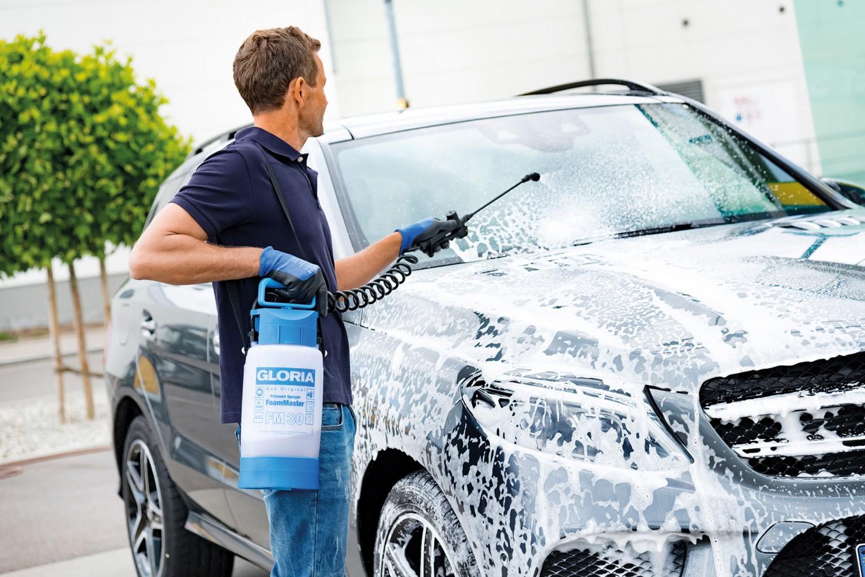 Zubehör Effektive Fahrzeugreinigung mit GLORIA - News, Bild 1