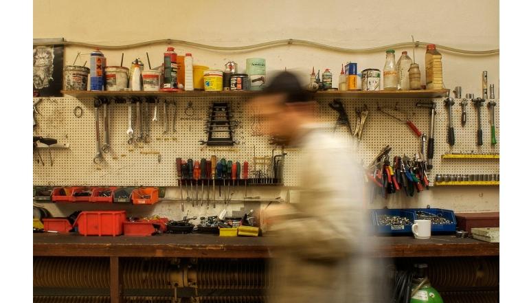 Arbeitsschutz Wie viel Ordnung braucht die Werkstatt - News, Bild 1