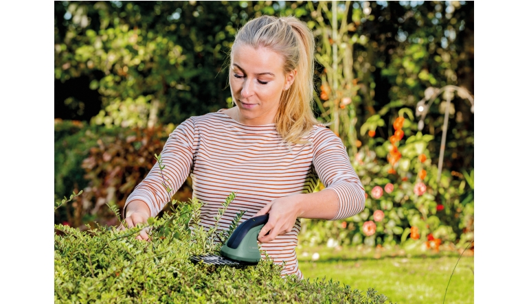 Gartenwerkzeuge Sträucher und Rasenkanten exakt in Form bringen - News, Bild 1