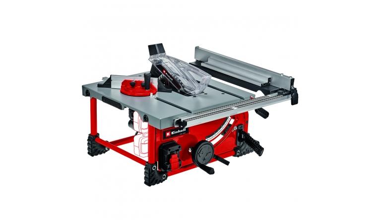 E-Werkzeuge Akku Einhell bringt akkubetriebene Tischkreissäge auf den Markt - News, Bild 1