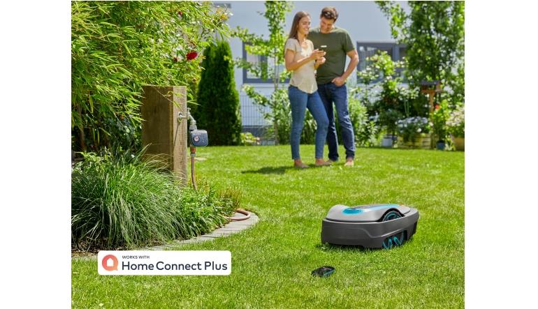 Smart Home Smart Home ohne Grenzen mit Gardena und Home Connect Plus - News, Bild 1