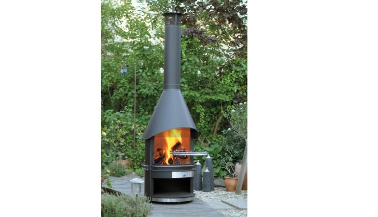 Garten Edelstahl-Grillkamine mit Tradition - News, Bild 1