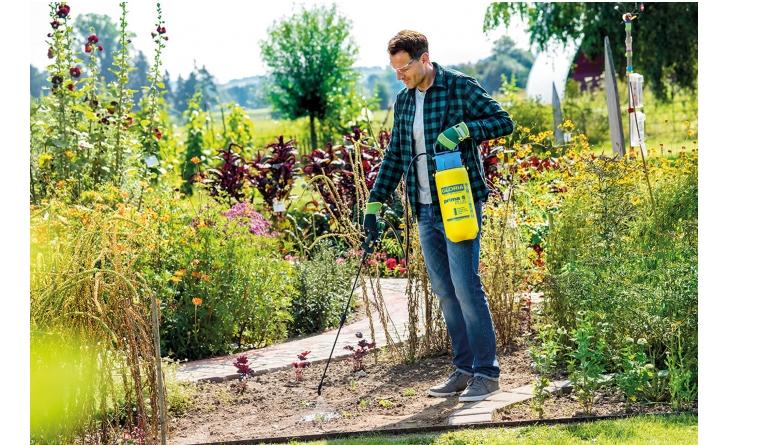 Gartenwerkzeuge Neue Pflanzenschutz-Spritze von Gloria - News, Bild 1