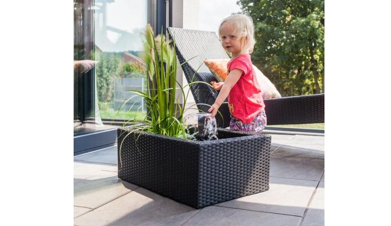 Garten Rattan-Wassergarten 015195-00 von Heissner - News, Bild 1