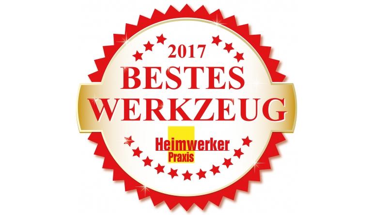 Rund ums Haus Bestes Werkzeug des Jahres 2017 Award - News, Bild 1