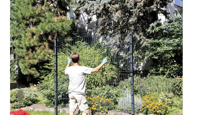 Rund ums Haus Zaunerhöhung zum Nachrüsten - News, Bild 1