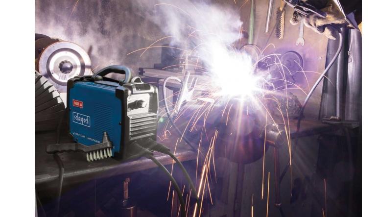 E-Werkzeuge Netz Scheppach Inverter-Schweißgeräte WSE 860 und WSE900 - News, Bild 1
