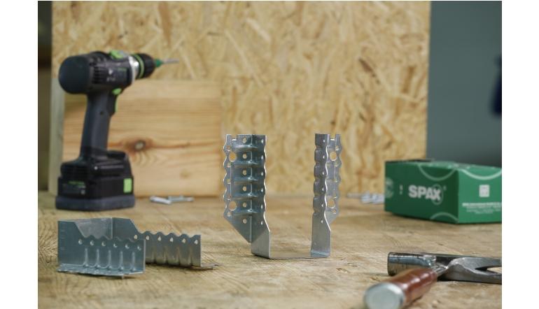 Baustoffe Mit SPAX Holzverbindungen für jede Konstruktion die passende Befestigung - News, Bild 1