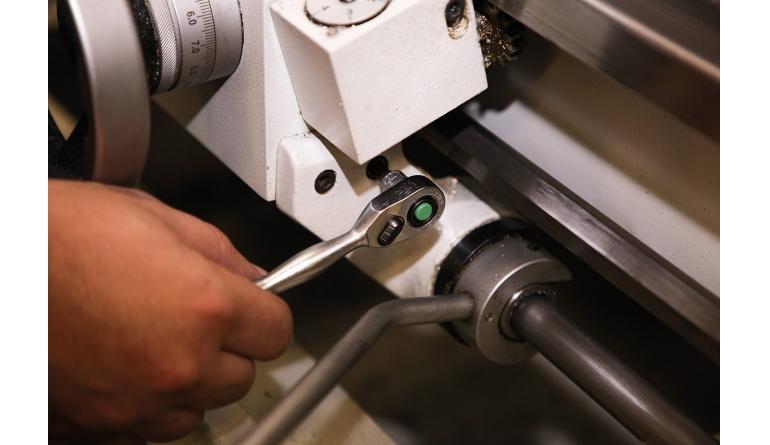 Handwerkzeuge Mini-Feinzahnknarren mit schmalem Stahlgriff - News, Bild 1