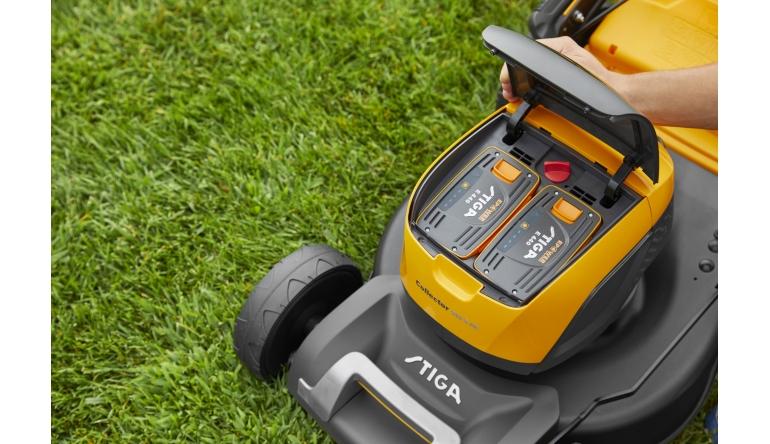 Gartengeräte Akkus mit 20 oder 48 Volt: Stiga-Rasenmäher für flexibles Mähen im Garten - News, Bild 1