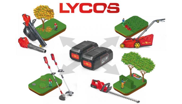 Gartengeräte Für jede Herausforderung stellt WOLF-Garden das LYCOS 40V Akku-System vor - News, Bild 1