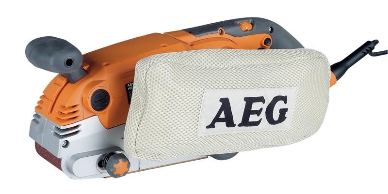 Bandschleifer Netzbetrieb AEG HBS 1000 E im Test, Bild 1
