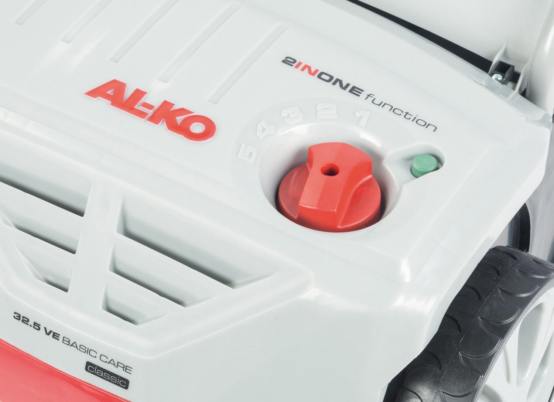 Vertikutierer-Elektro AL-KO 32.5 Basic Care Classic im Test, Bild 7
