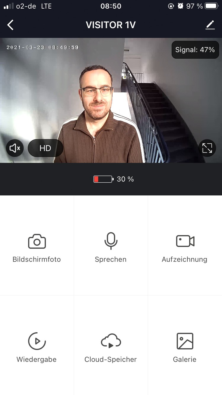 Netzwerk Zubehör Bea-fon Visitor 1V im Test, Bild 2