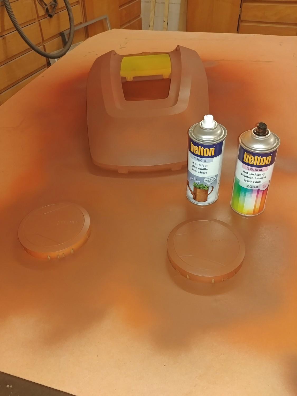Lacke und Lasuren belton Rost-Effekt im Test, Bild 5