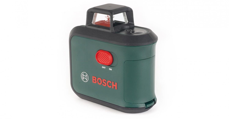 Sonstige Elektrowerkzeuge Akku Bosch Advanced Level 360 Set im Test, Bild 4