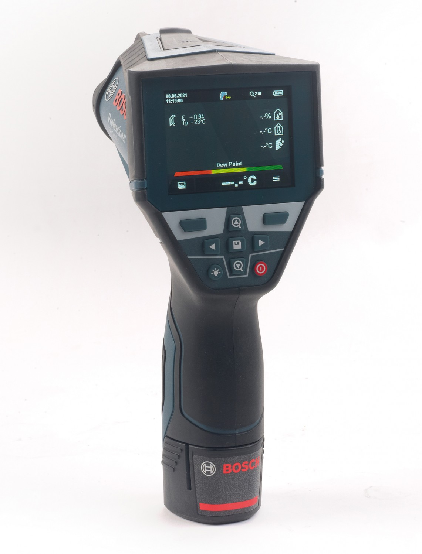 Gewerbliche Werkzeuge Bosch GIS 1000 C Professional im Test, Bild 3