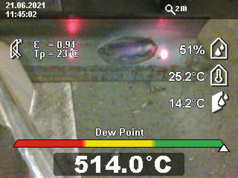 Gewerbliche Werkzeuge Bosch GIS 1000 C Professional im Test, Bild 4