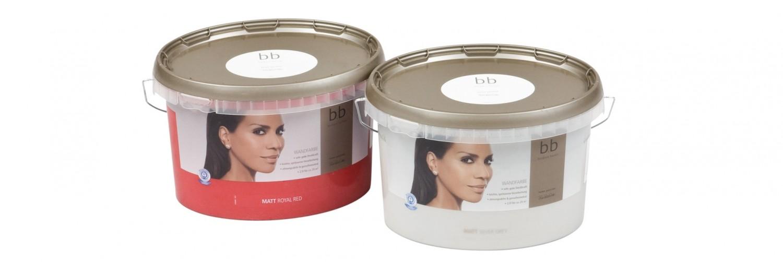 Häufig Test Innenfarben-Wand - Brand.IQ Barbara Becker B.B Home Brand.IQ XI87