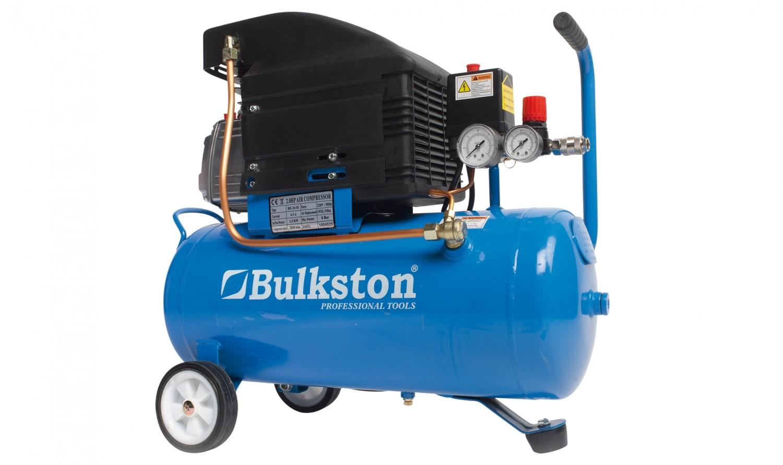 Kompressoren und Druckluftwerkzeuge Bulkston BS 24 H im Test, Bild 1