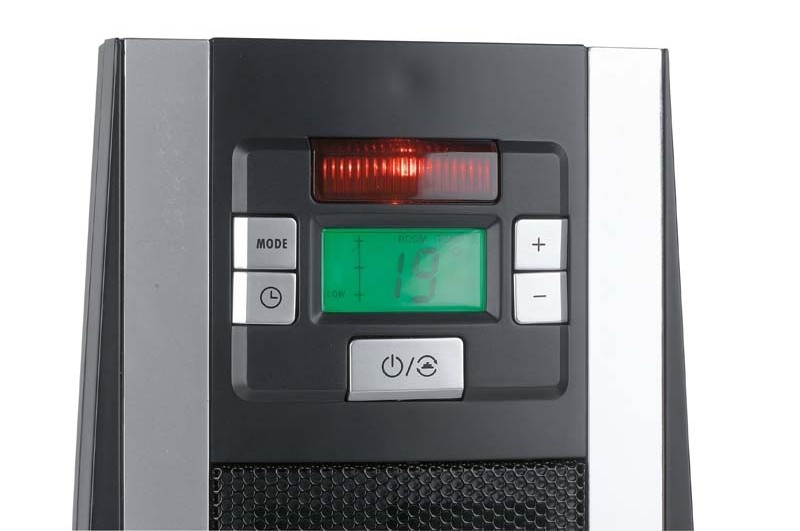 Heizungen DeLonghi, DeLonghi Keramikheizsäule TCH6590ER, DeLonghi Warmnebelbefeuchter UH 800E im Test , Bild 1