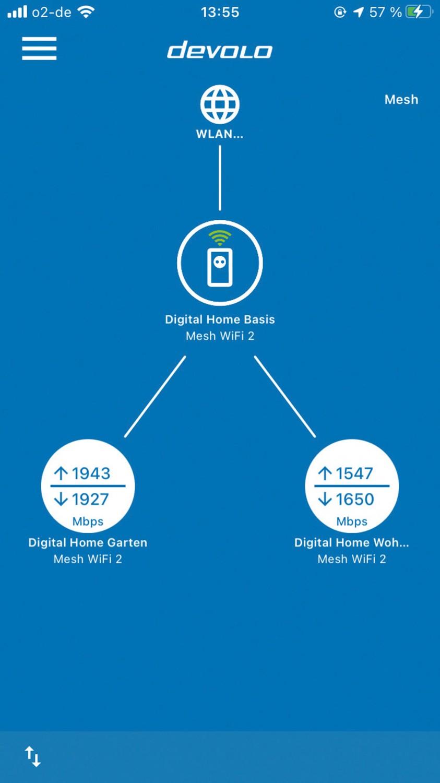 Netzwerk Zubehör Devolo Mesh WLAN 2 Multiroom Kit im Test, Bild 3