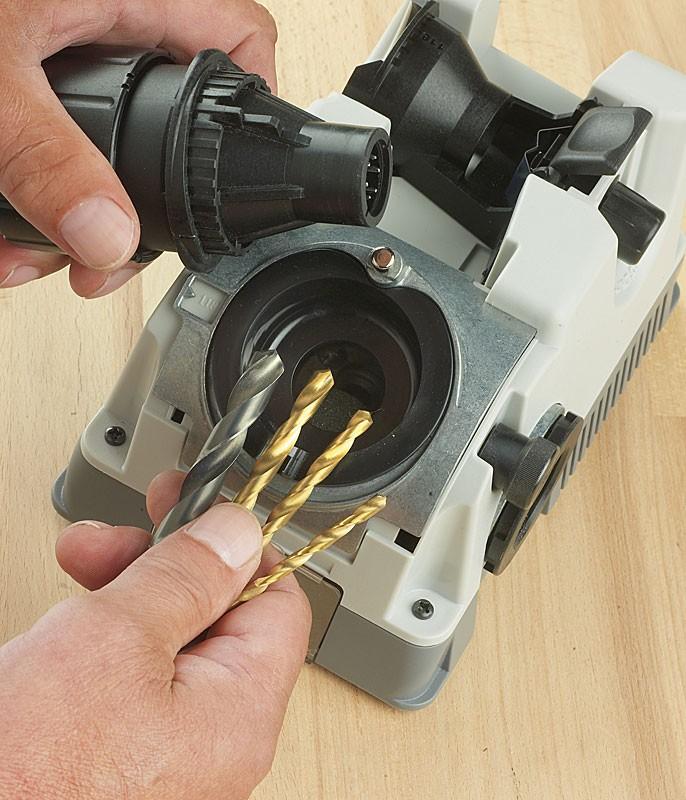 Sonstige Elektrowerkzeuge Netzbetrieb Drill Doctor 750 X im Test, Bild 1