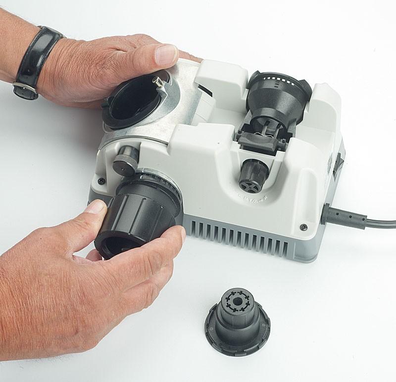 Sonstige Elektrowerkzeuge Netzbetrieb Drill Doctor 750 X im Test, Bild 4
