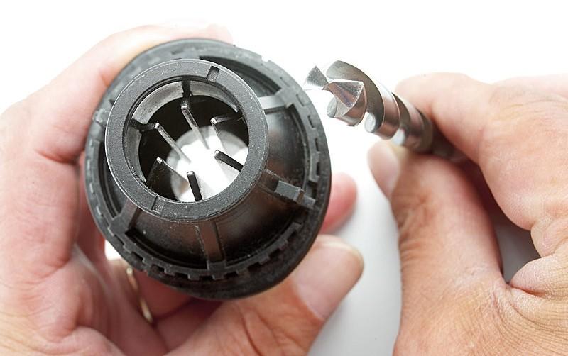 Sonstige Elektrowerkzeuge Netzbetrieb Drill Doctor 750 X im Test, Bild 5