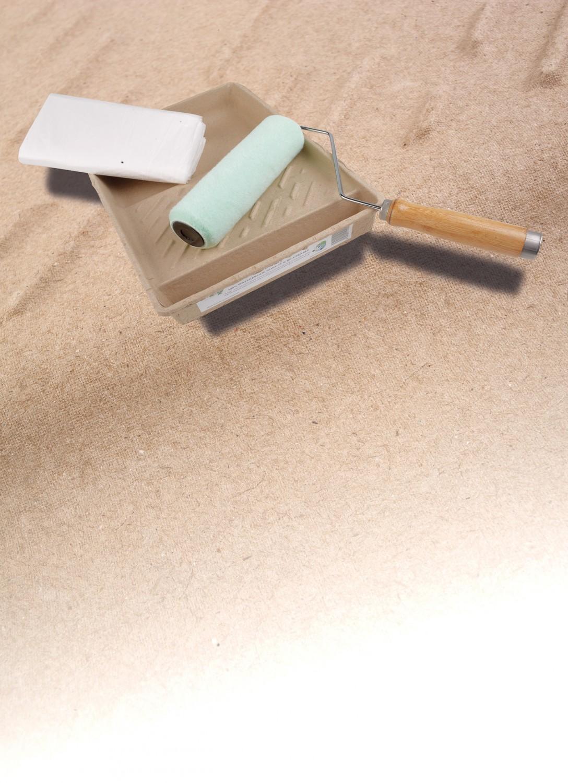 Zubehör Baustoffe Eco Ezee Pinsel Farbroller im Test, Bild 1
