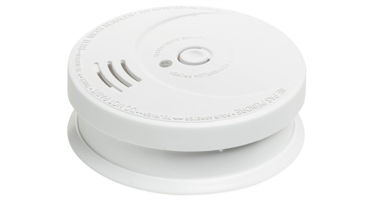 test feuermelder smartwares rauchmelder rm149 sehr gut. Black Bedroom Furniture Sets. Home Design Ideas