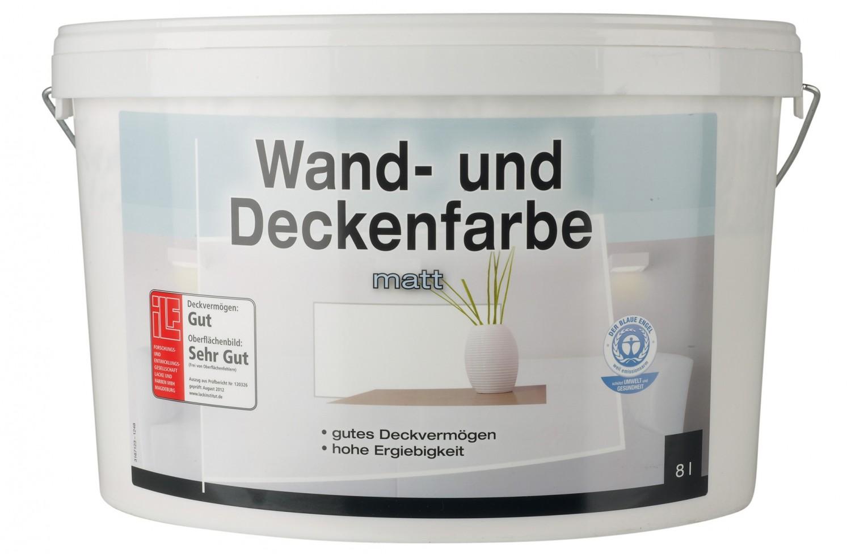 test innenfarben wand einfach sch ner farbwelten brillantweiss bildergalerie bild 3. Black Bedroom Furniture Sets. Home Design Ideas