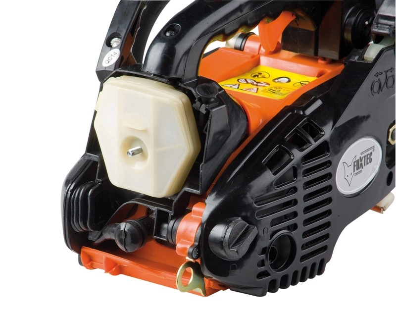 Kettensägen-Benzin FUXTEC CS 2540 im Test, Bild 3