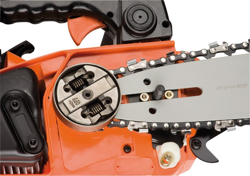 Kettensägen-Benzin FUXTEC CS 2540 im Test, Bild 4